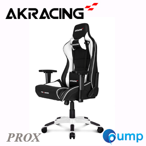 (Pre-Order) AKRacing ProX Gaming Chair - White