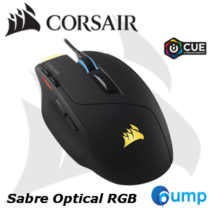 จำหน่าย-ขาย Corsair Sabre Optical RGB Gaming Mouse