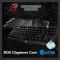 จำหน่าย-ขาย ASUS ROG Claymore Core RGB [Blue SW] Gaming Keyboard (ENG)