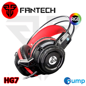 จำหน่าย-ขาย Fantech Visage HG7 Gaming Headset - Black/Red
