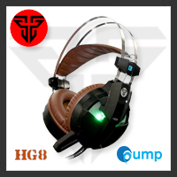 จำหน่าย-ขาย Fantech Phantom HG8 Tournament Edition Gaming Headset - Brown