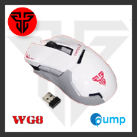 จำหน่าย-ขาย Fantech Leblanc WG8 Wireless Gaming Mouse - White
