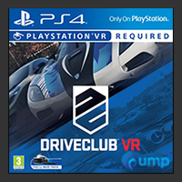 จำหน่าย-ขาย DRIVECLUB VR [PS4] - (Chinese + English Version)