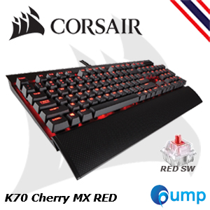 Corsair K70 LUX Mechanical Gaming Keyboard - [RED Switch] TH