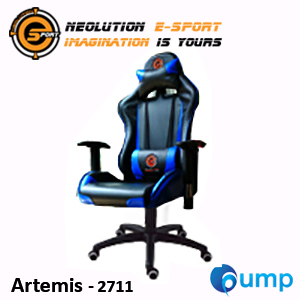 จำหน่าย-ขาย Neolution E-Sport Gaming Chair Artemis - Blue/Black (CHR-NES-2711)