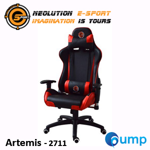 จำหน่าย-ขาย Neolution E-Sport Gaming Chair Artemis - Black/Red (CHR-NES-2711)