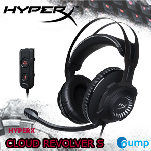 จำหน่าย-ขาย Kingston HyperX Cloud Revolver S Gaming Headset