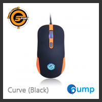จำหน่าย-ขาย Neolution E-Sport CURVE Gaming Mouse (Black)