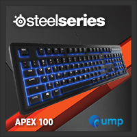 จำหน่าย-ขาย SteelSeries Apex 100 Gaming Keyboard  [Key-Thai]