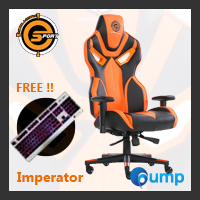 จำหน่าย-ขาย [Promotion]Neolution E-Sport Imperator Gaming Chair [Free] Neolution Metallica Keyboard- Black