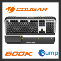 จำหน่าย-ขาย COUGAR 600K Mechanical Gaming Keyboard - Blue Switches
