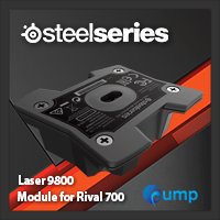 จำหน่าย-ขาย SteelSeries Laser 9800 Module for Rival 700