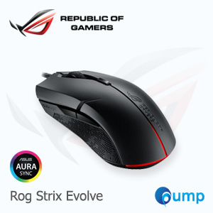 จำหน่าย-ขาย ASUS ROG Strix Evolve Gaming Mouse