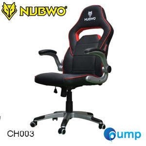 จำหน่าย-ขาย Nubwo Mercenary Gaming chair - RED (CH003)