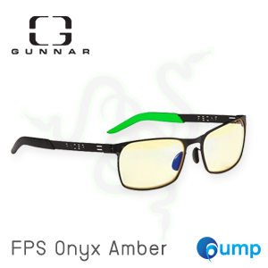จำหน่าย-ขาย Gunnar Gaming Collection FPS Onyx Amber designed by Razer