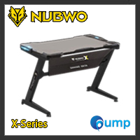 จำหน่าย-ขาย NUBWO X-Series Commander Gaming Desk - Black
