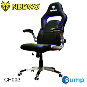 จำหน่าย-ขาย Nubwo Mercenary Gaming chair - Blue (CH003)