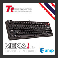 จำหน่าย-ขาย TteSports Meka Pro Lite Mechanical Gaming Keyboard MX-Cherry Switch Blue - Key Thai