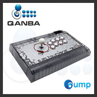จำหน่าย-ขาย Qanba Crystal Arcade Joystick For PS3 / PS4 / PC - Fightstick