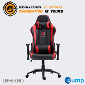จำหน่าย-ขาย Neolution Esport Inferno V2 Gaming Chair - RED [KW-G02]
