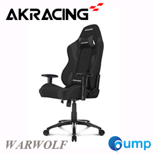จำหน่าย-ขาย AKRacing Warwolf Gaming Chair - Black