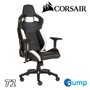 จำหน่าย-ขาย Corsair T1 Race Gaming Chair 2018 Edition - White