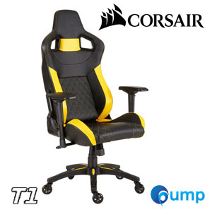 Corsair T1 Race Gaming Chair 2018 Edition - Yellow