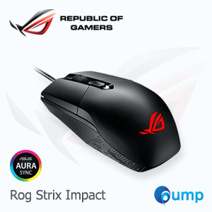 จำหน่าย-ขาย ASUS ROG Strix Impact Gaming Mouse