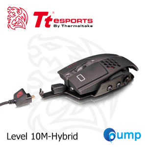 TteSPORTS Level 10M HYBRID Advanced Gaming Mouse