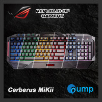 จำหน่าย-ขาย Asus Cerberus Mikii Gaming Keyboard