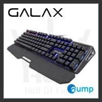 จำหน่าย-ขาย GALAX HOF RGB Gaming Mechanical Keyboard - Cherry MX Brown