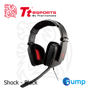 จำหน่าย-ขาย Ttesports Shock Gaming Headset (Black)