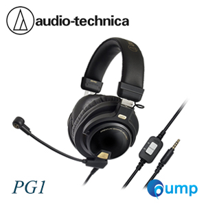 จำหน่าย-ขาย Audio Technica PG1 44mm Closed Back Dynamic Gaming Headset