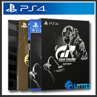 จำหน่าย-ขาย GT7 - Gran Turismo Sport Limited Edition [PS4]