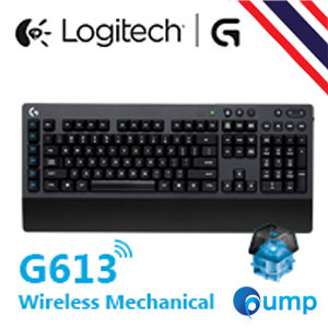 จำหน่าย-ขาย Logitech G613 Wireless Mechanical Gaming Keyboard - Romer-G Switch (TH)