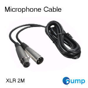 Microphone Cable XLR 2m