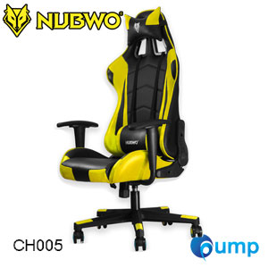 Nubwo Vanguard Gaming chair - Yellow (CH005)