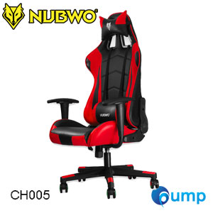 จำหน่าย-ขาย Nubwo Vanguard Gaming chair - Red (CH005)