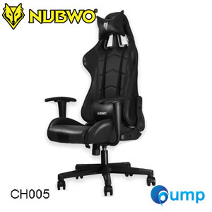 จำหน่าย-ขาย Nubwo Vanguard Gaming chair - Black (CH005)
