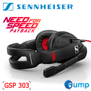 Sennheiser GSP 303 Need for Speed™ Payback Edition