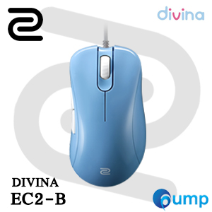 Zowie benQ EC2-B DIVINA Gaming Mouse for - Blue