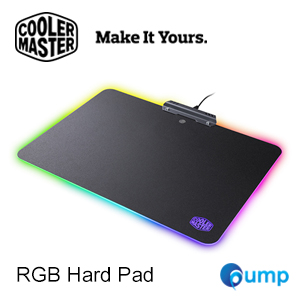 จำหน่าย-ขาย Cooler Master Masteraccessory RGB Hard Gaming Mousepad