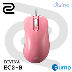 Zowie benQ EC2-B DIVINA Gaming Mouse - Pink