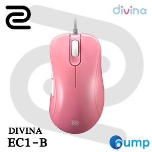 Zowie benQ EC1-B DIVINA Gaming Mouse - Pink