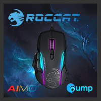 จำหน่าย-ขาย Roccat Kone Aimo Gaming Mouse - Black