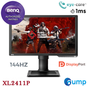 จำหน่าย-ขาย BenQ ZOWIE XL2411P 144Hz 24 inch e-Sports Monitor