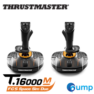 Promotion - Thrustmaster T.16000M FCS Space Sim Duo