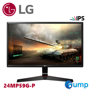 จำหน่าย-ขาย LG 24MP59G-P: 24 Inch Class IPS Gaming Monitor