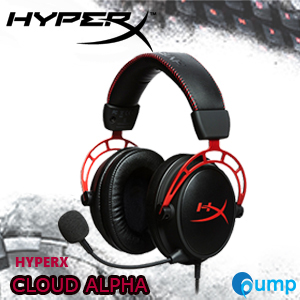 HyperX Cloud Alpha Gaming Headset for PS4, Xbox One, PC & More