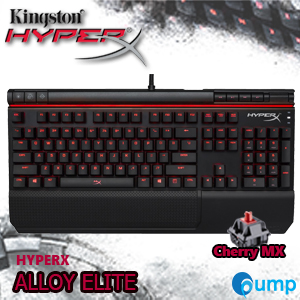จำหน่าย-ขาย KINGSTON HYPERX ALLOY ELITE MECHANICAL (RED-SWITCH) - ENG
